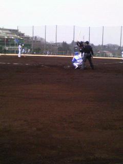 春です!野球です!