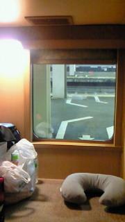 深夜の車窓から(^-^;)