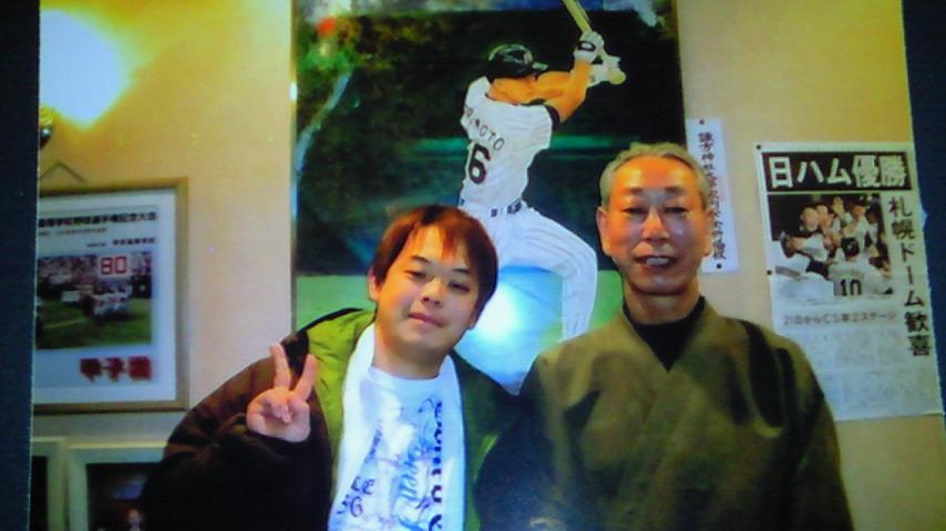 とあるプロ野球選手の実家ですo<br />  (^-^)o